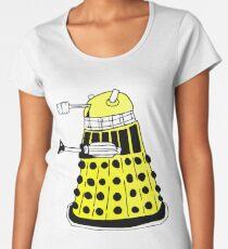 Yellow Darlek Women's Premium T-Shirt