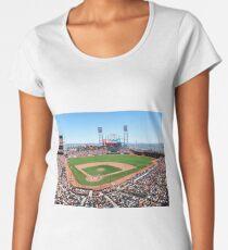AT&T Park - San Francisco Women's Premium T-Shirt