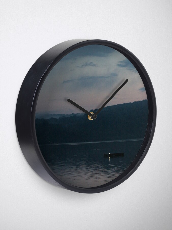 Alternate view of Quiet Summer's Eve Clock