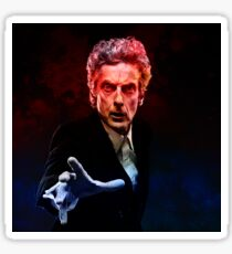 Doctor Who - The 12th Doctor Sticker