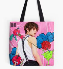NCT 127 CHERRY BOMB YUTA Tote Bag