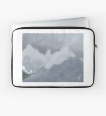 Snowy Mountain Range Laptop Sleeve