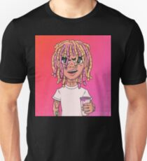 Lil Pump purple T-Shirt