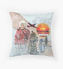 *SUB-ZERO Throw Pillow