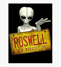 ROSWELL Photographic Print