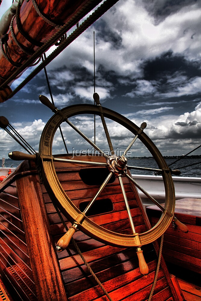 Sail On  by justimagine