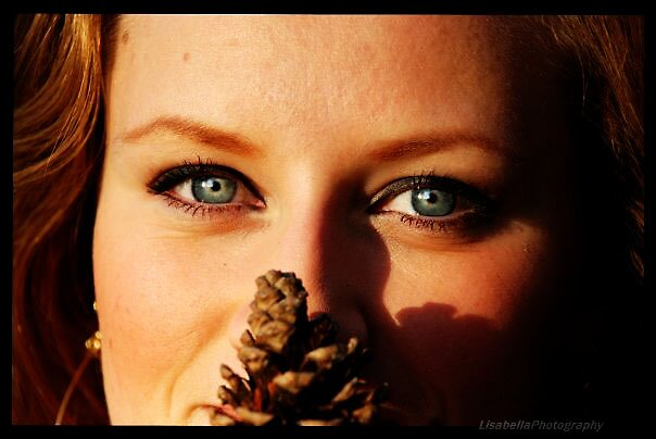 her eyes say it all by lisabella