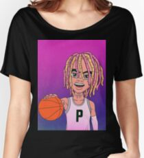 Lil Pump Ball Women's Relaxed Fit T-Shirt