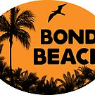 BONDI BEACH AUSTRALIA NEW SOUTH WALES SYDNEY OCEAN VACATION by MyHandmadeSigns