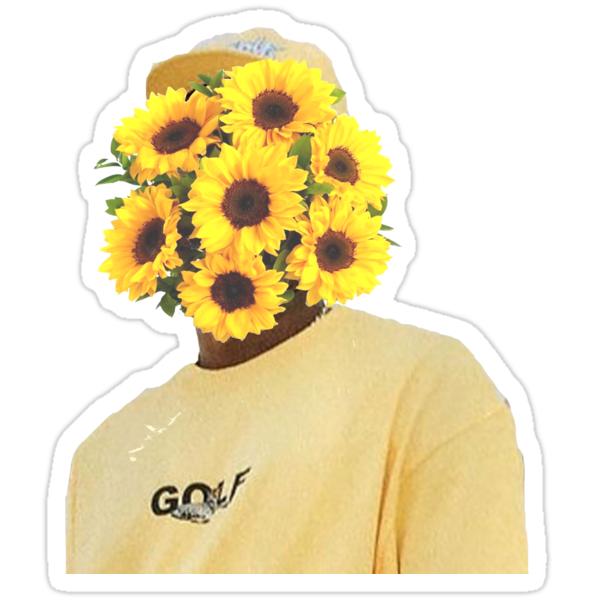 Quot Flowers Quot Stickers By Klauds Redbubble