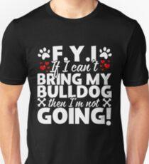 Bring My Bulldog T-Shirt