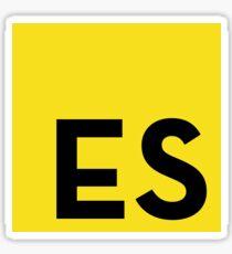 ECMAScript Sticker