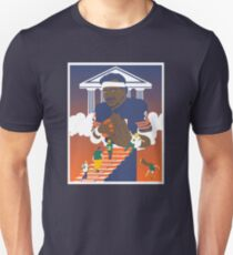Sweetness Says No -- Packer Fans Stiff-Armed From Heaven Unisex T-Shirt