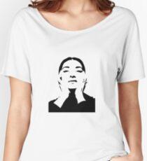 Maria Callas Women's Relaxed Fit T-Shirt