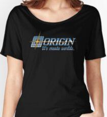 Origin Systems logo Women's Relaxed Fit T-Shirt