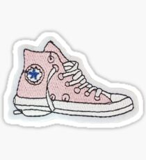 Converse Chuck Taylor Patch Sticker
