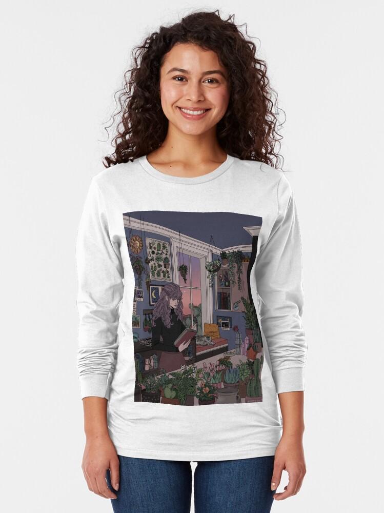 Alternate view of Dusk Long Sleeve T-Shirt