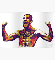 Conor Mcgregor Strong Poster
