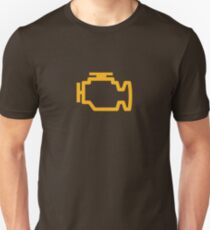 Check Engine Light T-Shirt