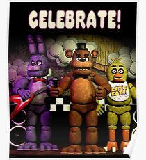 [highest quality] [Cheapest] CELEBRATE! POSTER Poster