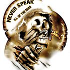 Never Speak ill of the Dead by parkie