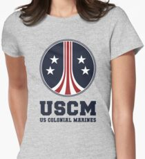 United States Colonial Marines - USCM T-Shirt