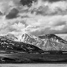 Alaska in B&W  by John  Kapusta
