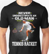 Roger Federer Tshirt Unisex T-Shirt