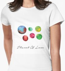 Planet Of Love T-Shirt