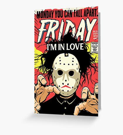 TFTS | Friday Greeting Card