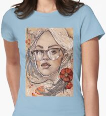 Portrait with Poppies T-Shirt