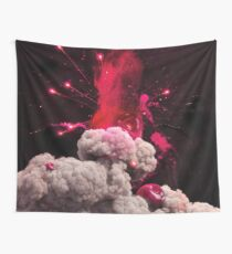 NCT 127 CHERRY BOMB Wall Tapestry