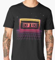 Sunset Cassette II Men's Premium T-Shirt