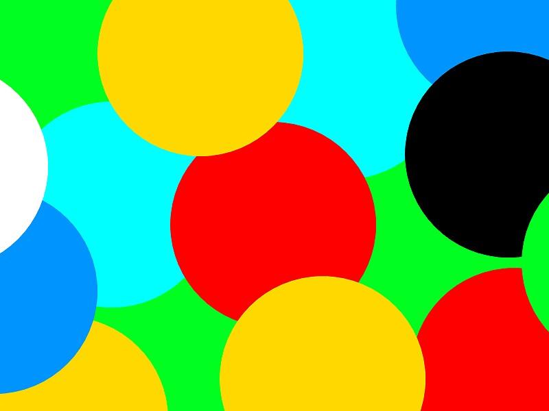 Blobs by Terit