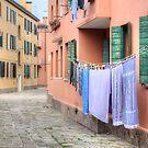 At Murano, Venice Italy by Mythos57