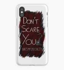 Harry Hook Quote iPhone Case/Skin