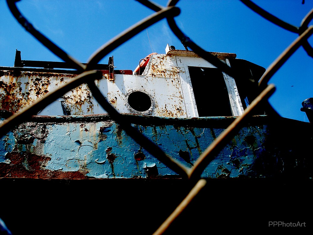 Rusted by PPPhotoArt