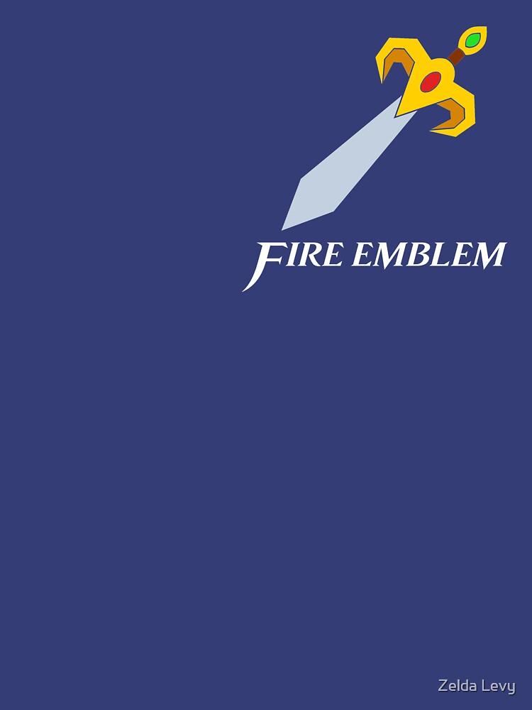 Fire emblem by NoahThePixal
