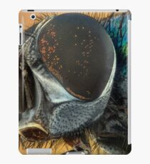 green insect iPad Case/Skin