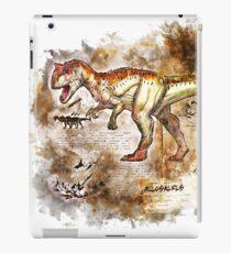 Vinilo o funda para iPad Allosaurus