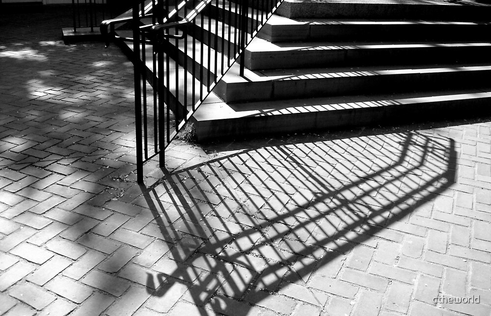 Step Shadows ^ by ctheworld