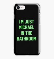 CREEPS iPhone Case/Skin