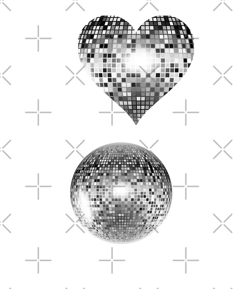 Disco 70's Music Dance by PopArtDesigns