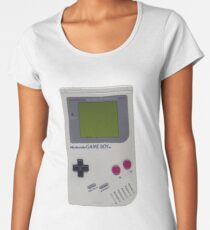 Retro gameboy Women's Premium T-Shirt