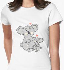Happy Mother's Day. Cute Koala. T-Shirt