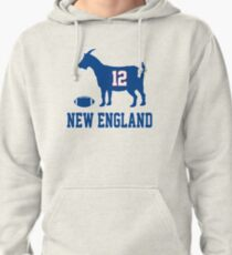 Goat 12 New England Pullover Hoodie