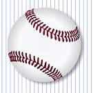 Baseball by Gravityx9