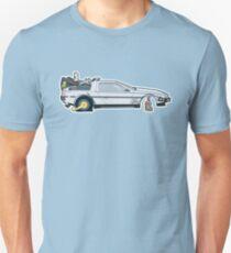 Busted: DeLorean DMC-12 T-Shirt
