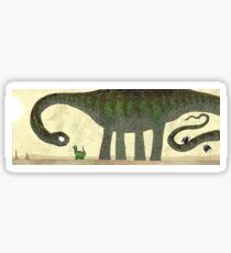 Sauropods Sticker