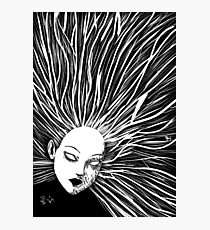 Her name was Tomie Photographic Print